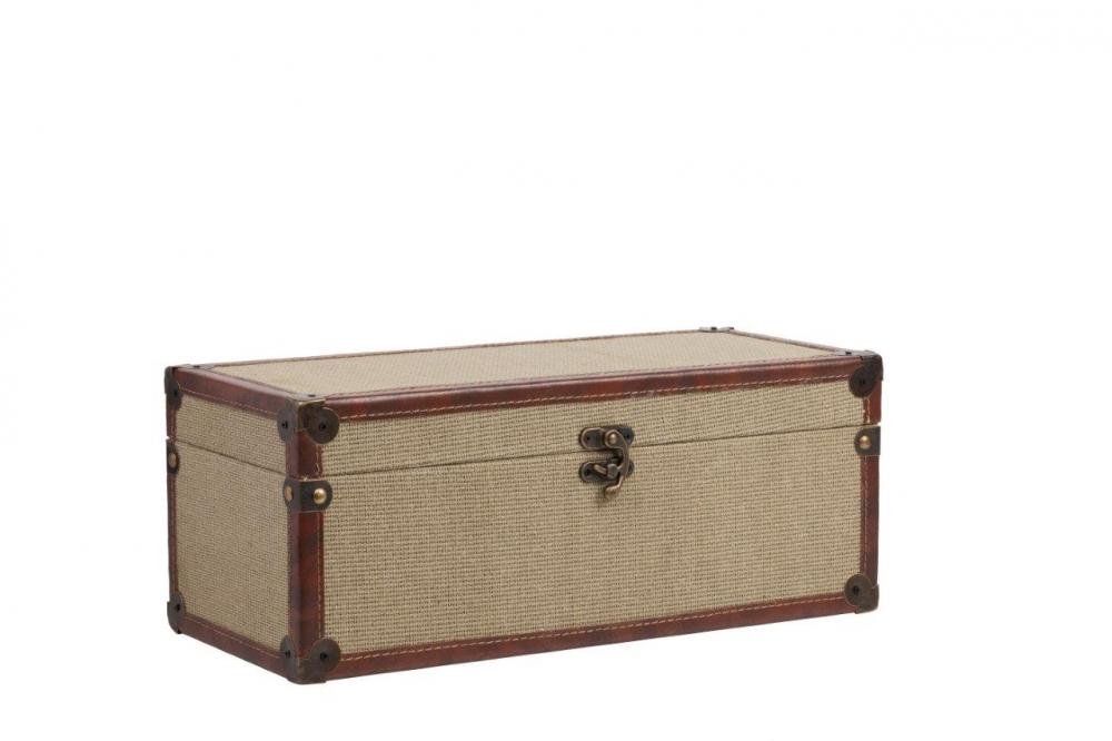 Фото Декоративный чемодан для хранения Malkinson  Grande. Купить с доставкой