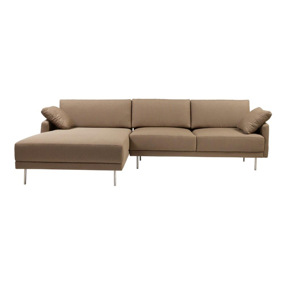 Фото Диван Camber Sofa Sectional Left Grey-Brown. Купить с доставкой