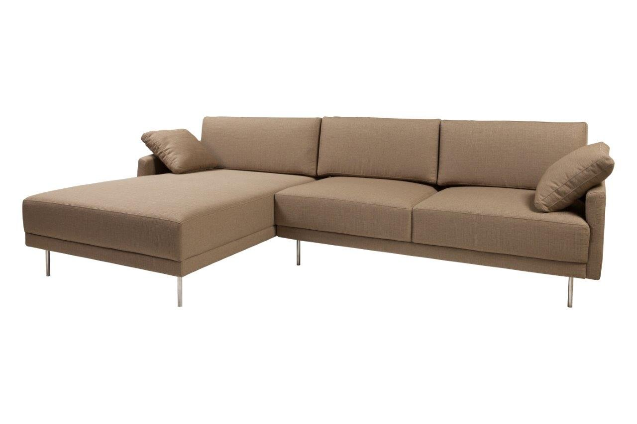 Диван Camber Sofa Sectional Left Grey-Brown
