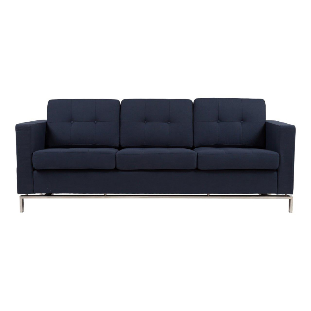 Диван Foster Sofa Dark Blue