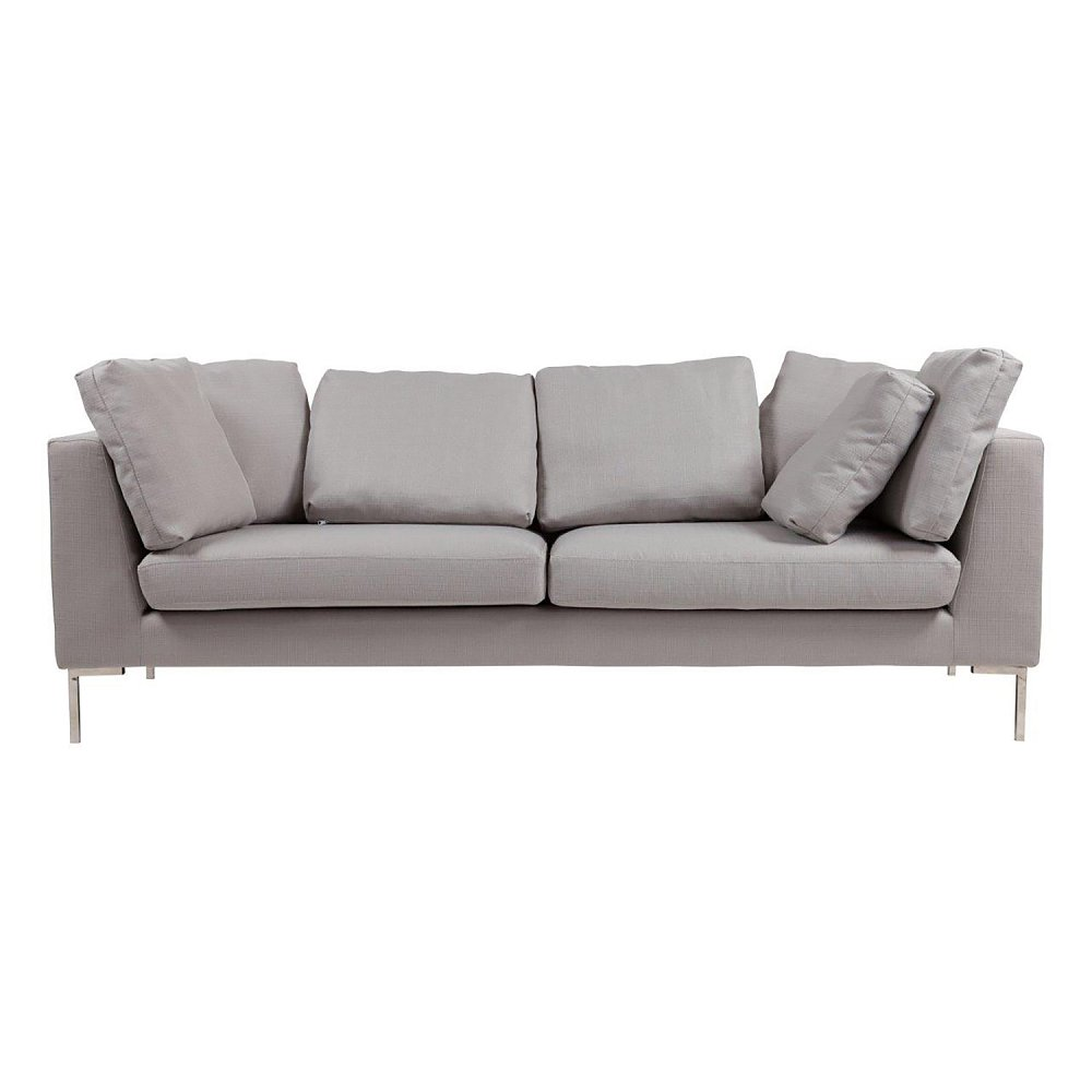 Диван Charles Sofa Grande Light Grey