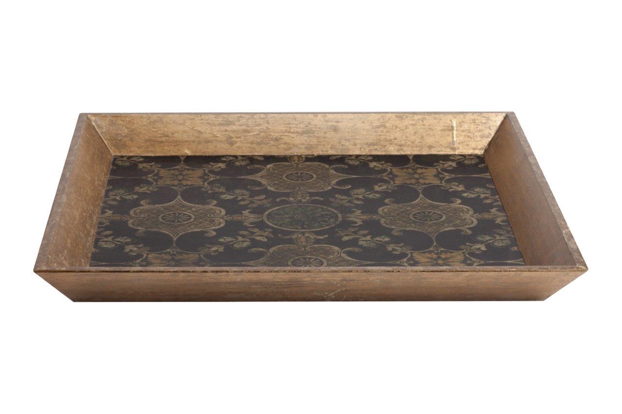 Купить Декоративный поднос Charlis в интернет магазине дизайнерской мебели и аксессуаров для дома и дачи