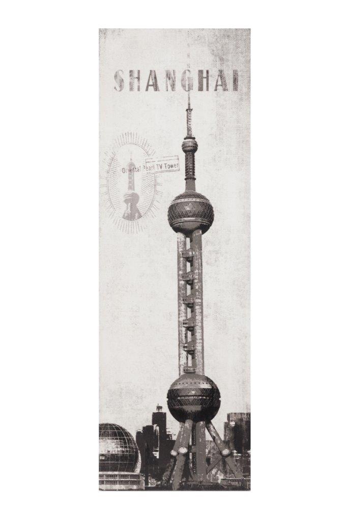 Купить Декоративная настенная панель Oriental Pearl Tower в интернет магазине дизайнерской мебели и аксессуаров для дома и дачи