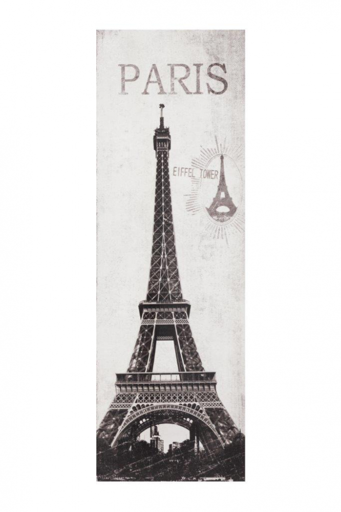 Декоративная настенная панель Eiffel Tower