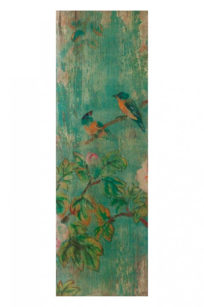 Декоративная настенная панель Las FloresДекор стен<br>Неизменным атрибутом оформления дома в <br>модном стиле Прованс — это наличие растительных <br>мотивов и приятных пастельных тонов. Декоративная <br>настенная панель Las Flores замечательно преобразит <br>интерьер вашего дома. Неброские, но изысканные <br>цветы, бабочки и птицы, изображенные на <br>искусственно состаренном материале МДФ, <br>помогут создать впечатление, что вы находитесь <br>в уютном деревенском домике Франции.<br><br>Цвет: Зелёный, Разноцветный<br>Материал: МДФ<br>Вес кг: 1,5<br>Длина см: 29,97<br>Ширина см: 3,05<br>Высота см: 89,92