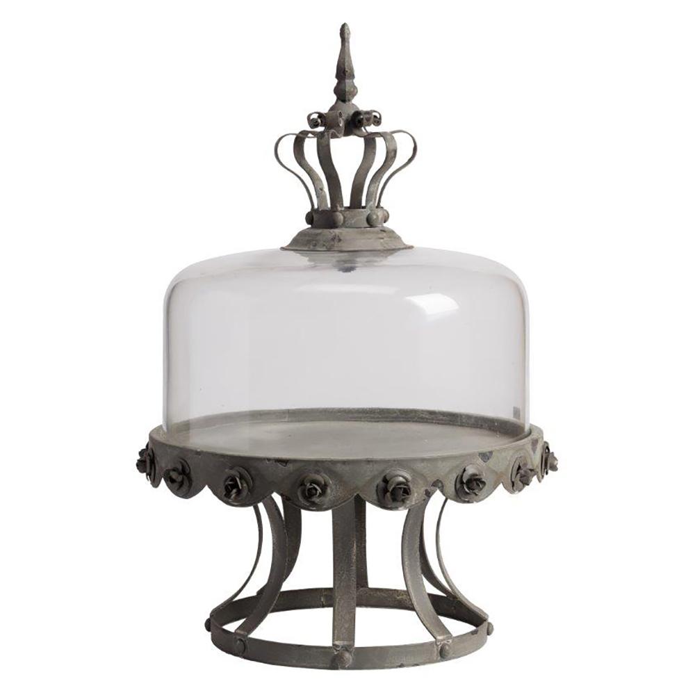 Купить Сервировочный поднос с куполом Danseuse в интернет магазине дизайнерской мебели и аксессуаров для дома и дачи