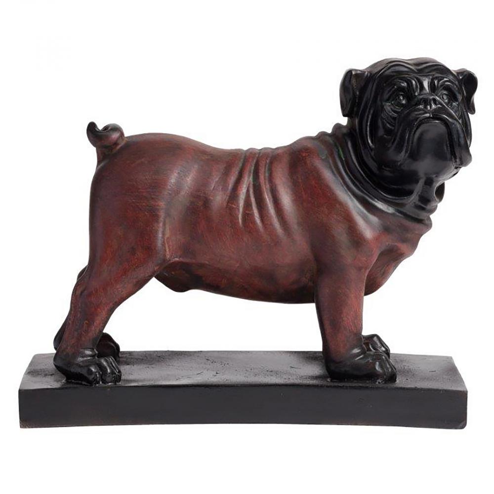 Предмет декора статуэтка собака Bulldog, DG-D-1104