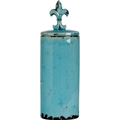 Емкость для хранения с крышкой Cannister Blue