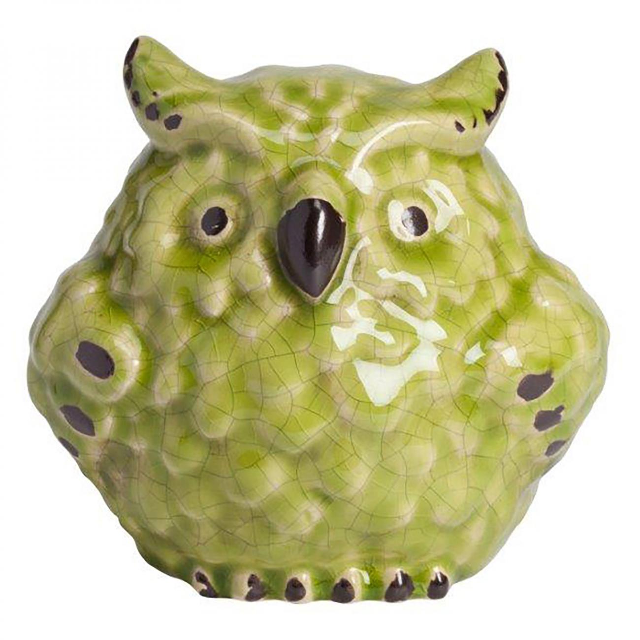 Купить Предмет декора статуэтка сова Giovane Grande в интернет магазине дизайнерской мебели и аксессуаров для дома и дачи