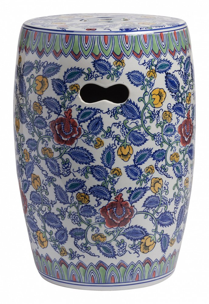 Керамический столик-табурет Garden Stool Ermitage