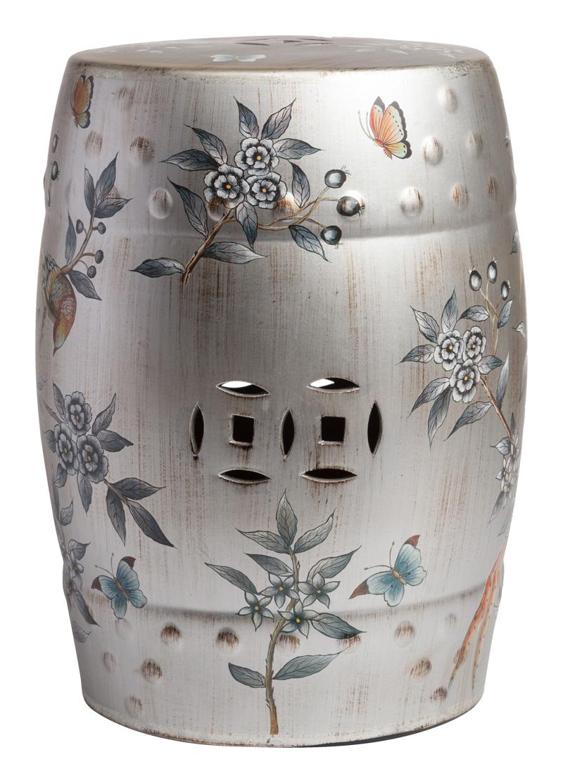 Купить Керамический столик-табурет Garden Stool China в интернет магазине дизайнерской мебели и аксессуаров для дома и дачи