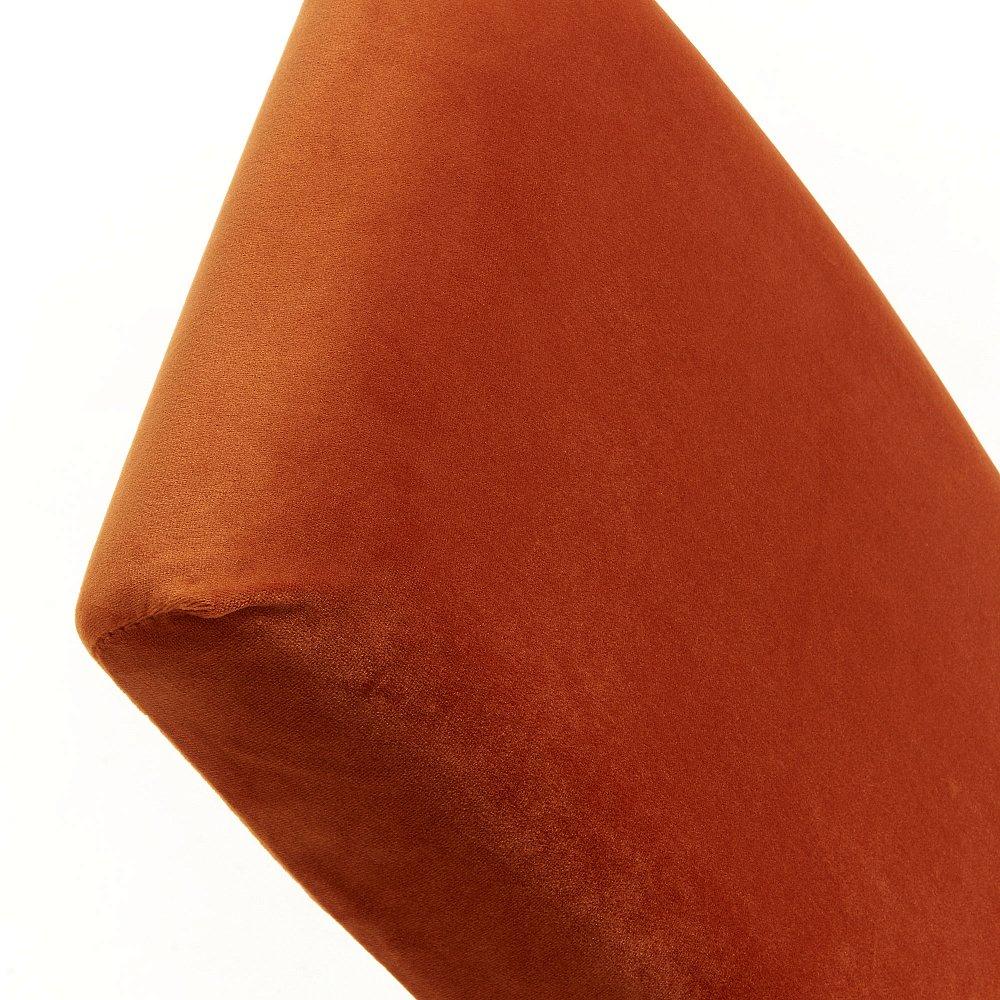 Стул Freia оранжевый от La Forma (ex Julia Grup)