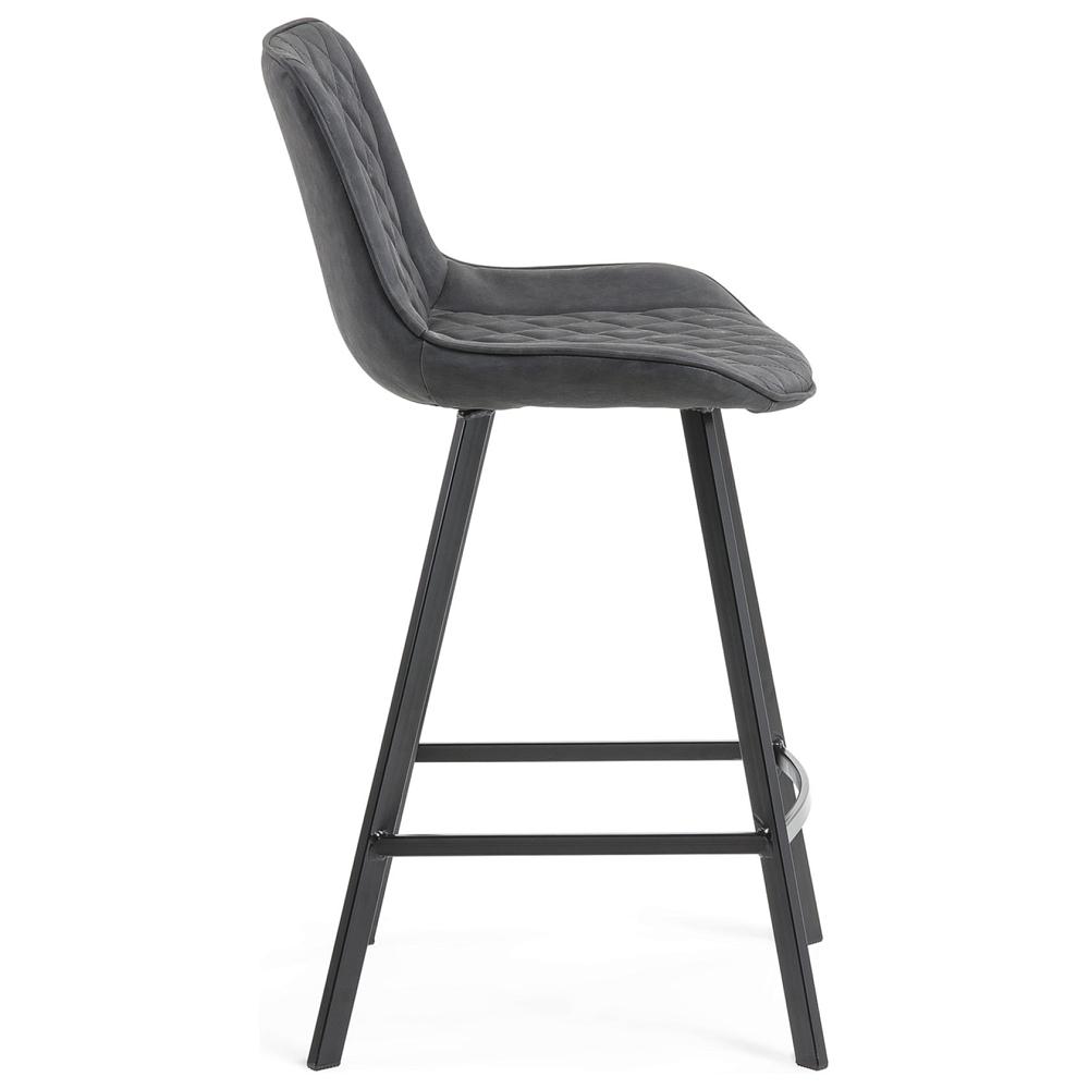 Барный стул Arian черный от La Forma (ex Julia Grup)