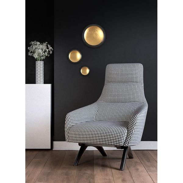 Кресло OSLO голубое