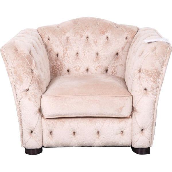 Кресло SIMPATICO розовое