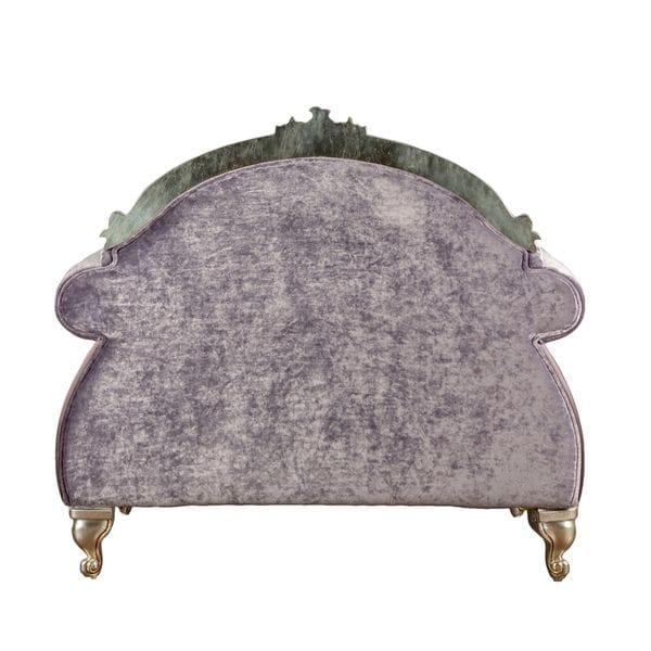 Кресло STRADIVARI сиреневое