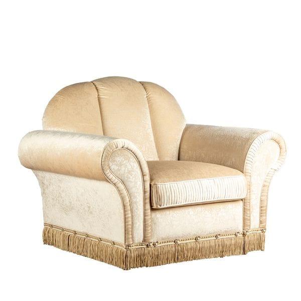 Кресло MODIGLIANI  молочное