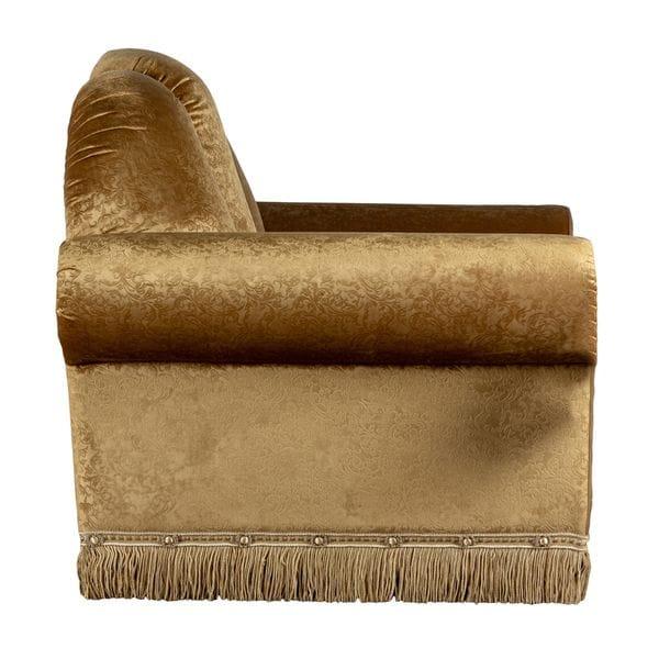 Кресло MODIGLIANI коричневое