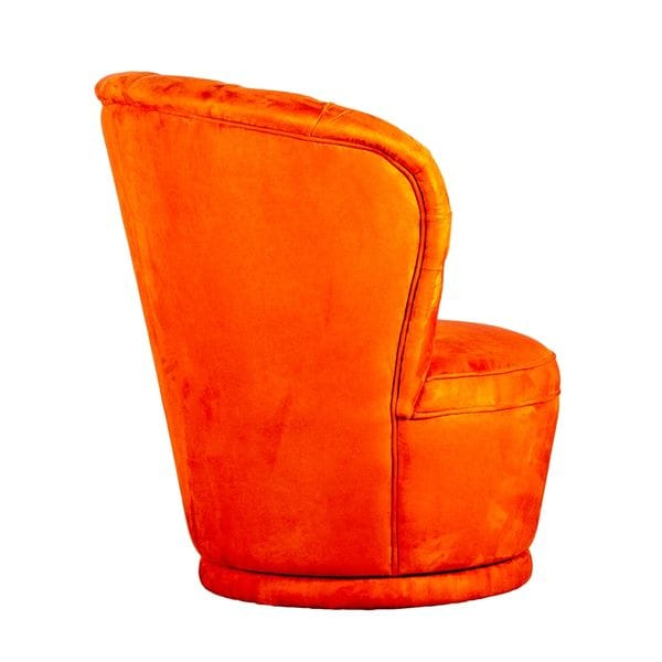 Кресло PUCCINI оранжевое