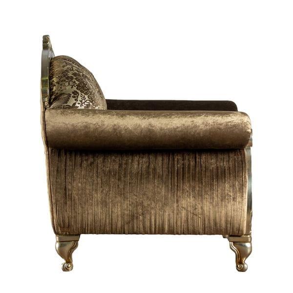 Кресло STRADIVARI зелёное