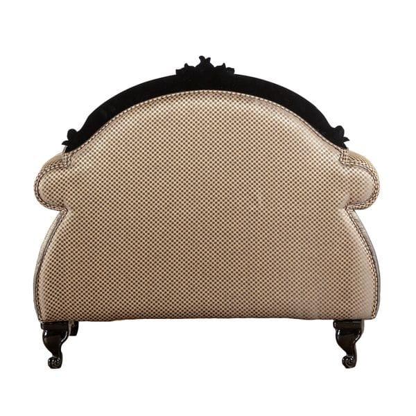Кресло STRADIVARI коричневое