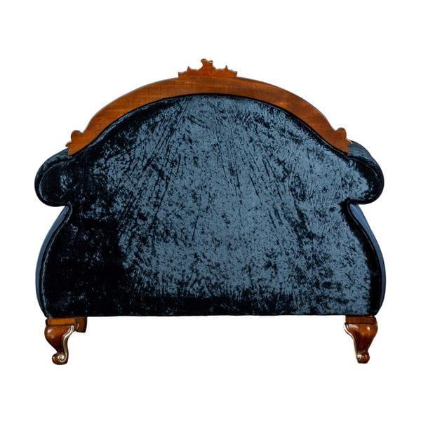 Кресло STRADIVARI  тёмно-синий