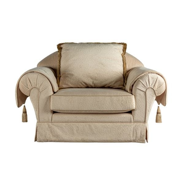Кресло ROMANO бежевое