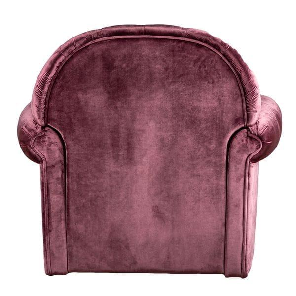 Кресло TESORO сиреневое