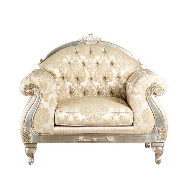 Кресло STRADIVARI белое