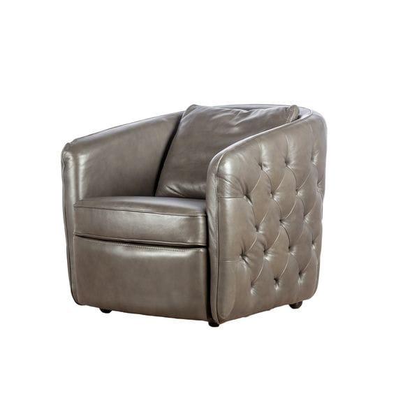 Кресло PALLADIO серое