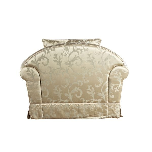Кресло ROMANO белое