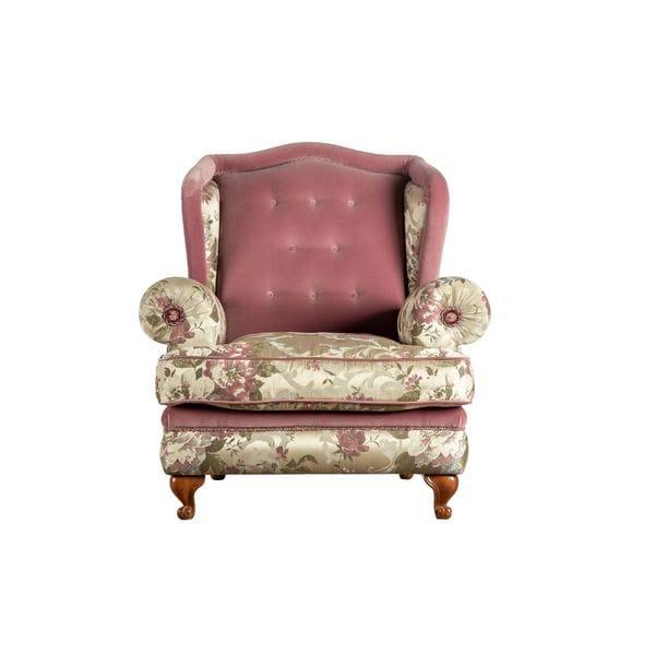 Кресло CELLINI розовое