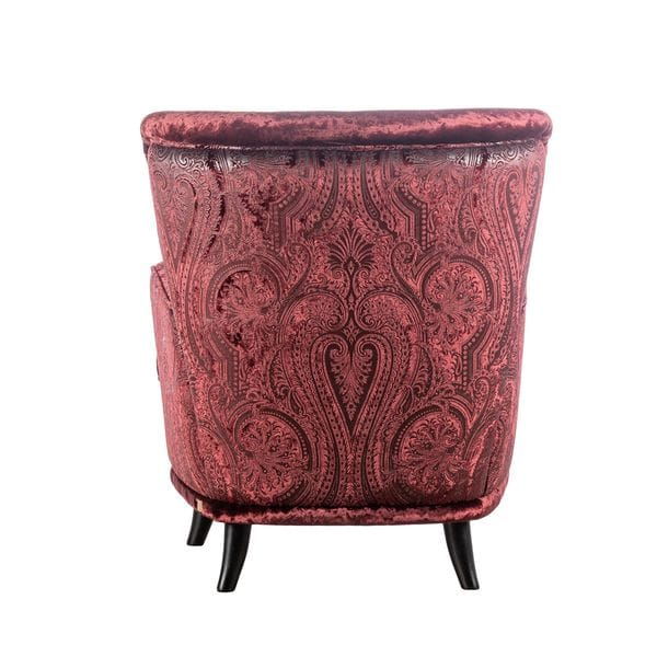Кресло GIOTTO красное