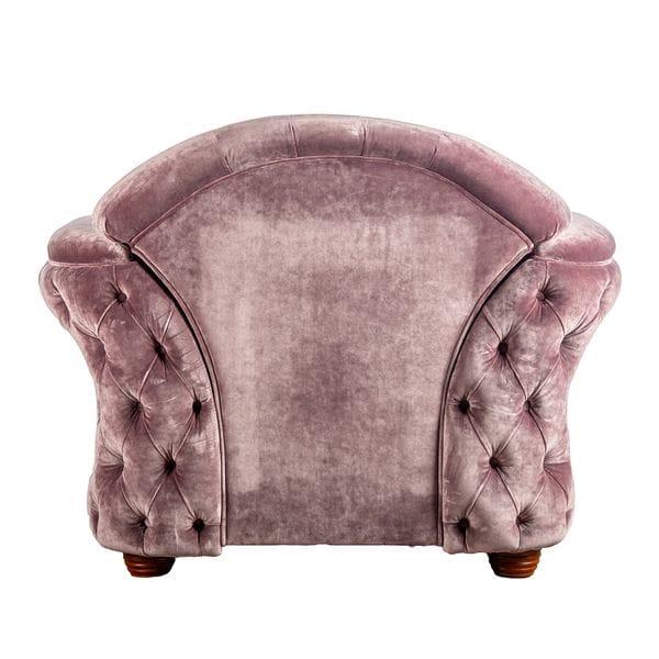 Кресло BELLISIMO Сиреневый