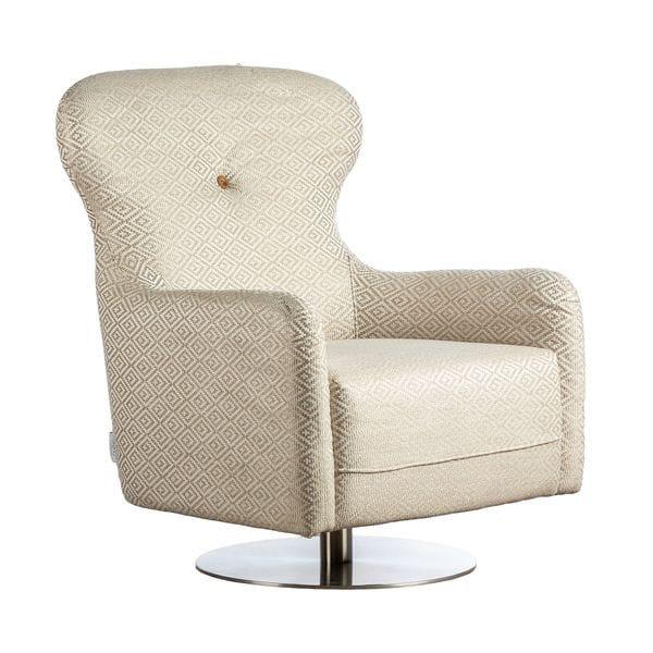 Кресло POINT светло-серое