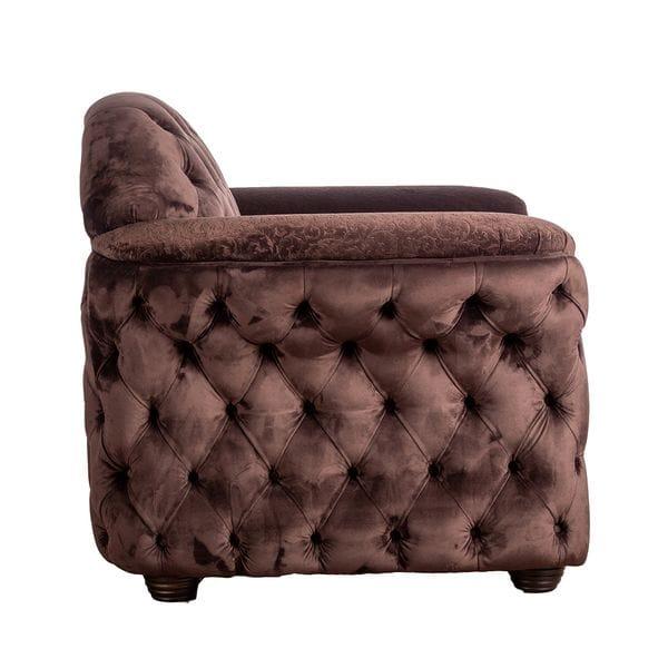 Кресло BELLISSIMO Коричневый