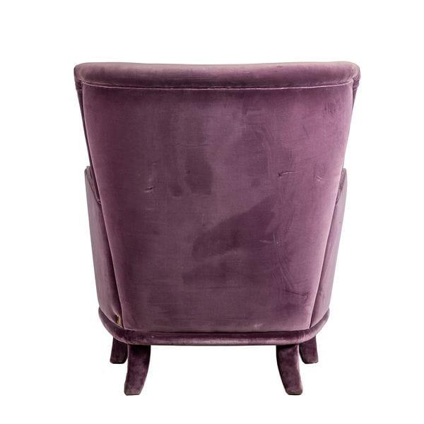Кресло GIOTTO сиреневое