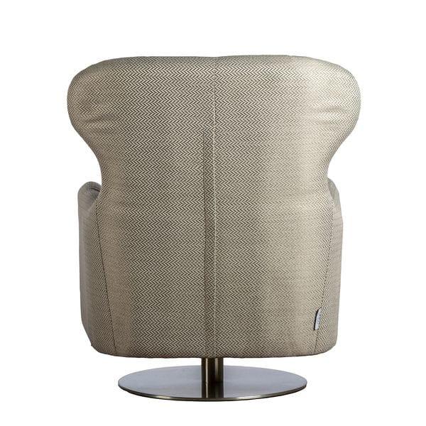 Кресло POINT серое