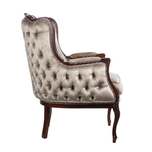 Кресло BOLERO Серое