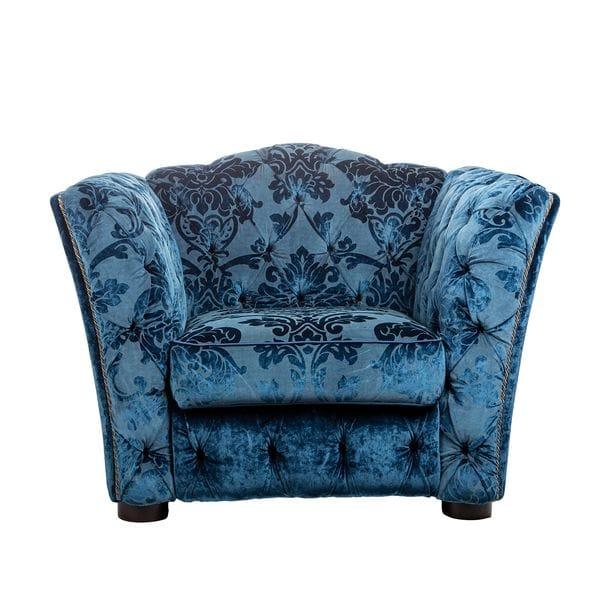 Кресло SIMPATICO синее