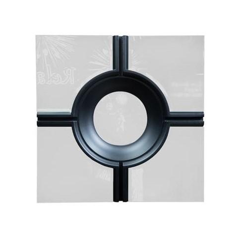 Зеркало COLLAGE Черный
