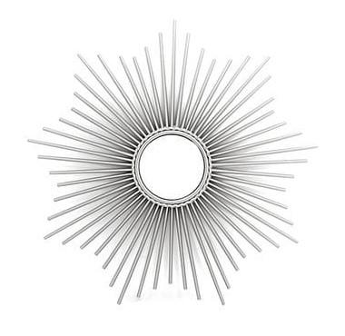 Зеркало ARIZONA Серебро 5*61*61