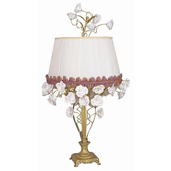 Лампа настольная FLORA