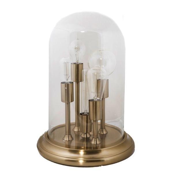 Лампа настольная EDISON большая