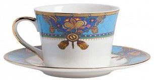 Чайная пара Jinete TwinЧайные пары<br>Чайная пара — казалось бы, что может быть <br>проще для чаепития? Но, несмотря на эту кажущуюся <br>простоту, именно такой комплект ассоциируется <br>у нас с домашним чаепитием, с уютом, дружеской <br>беседой, комфортом. К тому же такой набор <br>— это отличный подарок, который вы сможете <br>сделать на любой праздник и любому человеку, <br>независимо от пола и возраста.<br><br>Цвет: Белый, Синий, Золото<br>Материал: Фарфор<br>Вес кг: 0,3<br>Длина см: 9<br>Ширина см: 9<br>Высота см: 5,5