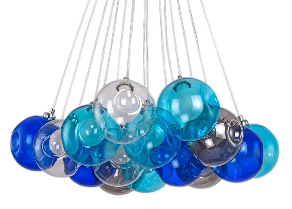 Люстра Bocci blue 19