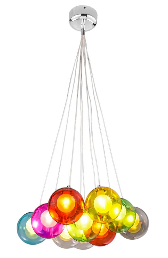 Люстра Bocci colorful 10