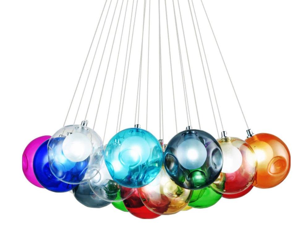 Люстра Bocci colorful 15