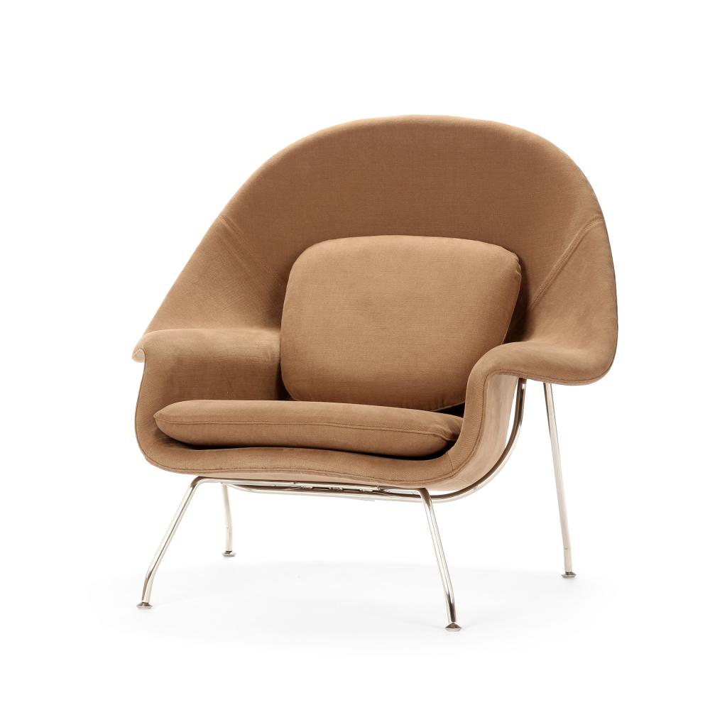 Кресло Womb Бежевый