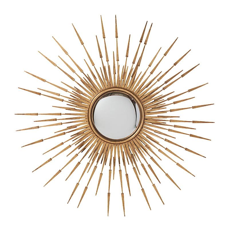 Купить Зеркало-солнце Fiesta в интернет магазине дизайнерской мебели и аксессуаров для дома и дачи